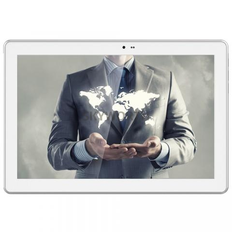 Customized large memory financial tablet